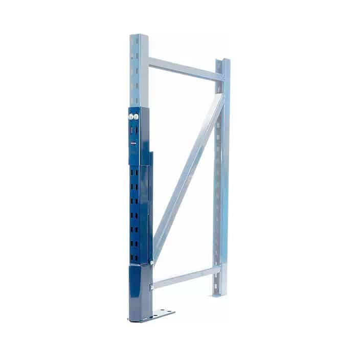 Advantage Pallet Rack Repair Kit with Protruding Protector Detail Photo